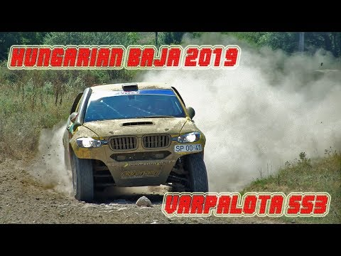 HunGarian Baja 2019 - Várpalota - SS 3 - Pure Sound - Cross Country Rally World Cup