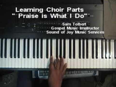 Choirparts - YouTube