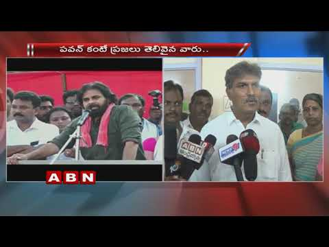 పవన్ వాపును చూసి బలుపు అనుకుంటున్నారు | TDP MP Kesineni Nani Counter To Pawan Kalyan | ABN Telugu