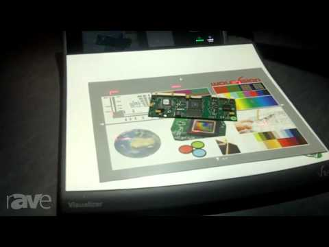 InfoComm 2013: WolfVision Details the VZ-9.4 Desktop Visualizer