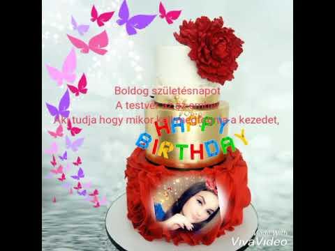 Boldog születésnapot Kiara ❤️