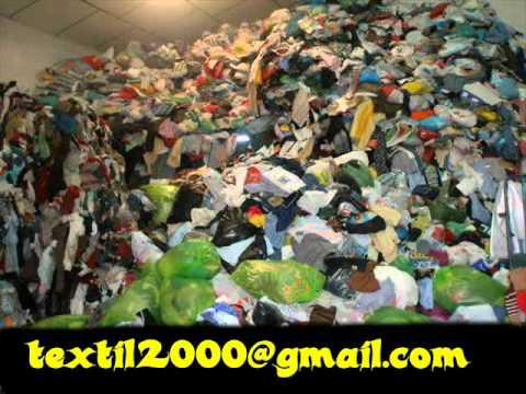 Mayoristas ropa usada - Venta ropa usada al por mayor
