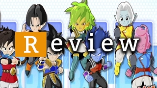 Dragon Ball Fusions - Nintendo 3DS || Video Test / Review | (Deutsch / German)