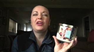 Candle Review: BBW