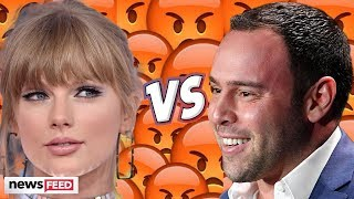 Taylor Swift ADVISED To Re-Record Songs Amid Scooter Braun Scandal!