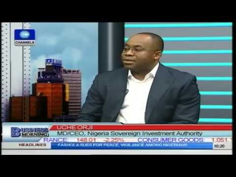 Focus On Nigeria's Sovereign Wealth Fund  PT1