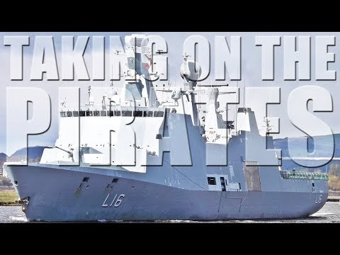 NATO - Taking on the pirates