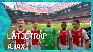 Latjetrap Ajax   ZAPPSPORT