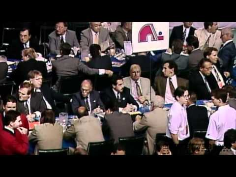 The Eric Lindros Draft Saga - Part 1/2 HD