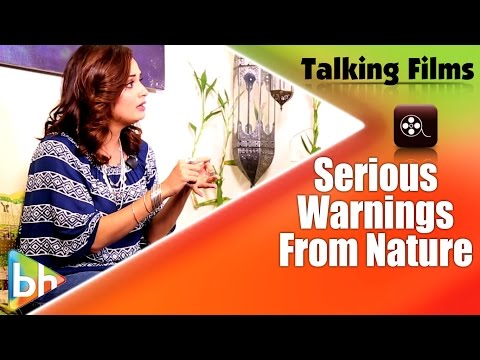 """""""We've Been Getting Serious Warnings From Nature"""": Dia Mirza"""