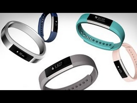 TOP 5 Smartband   Fitness Trackers 2016 #2