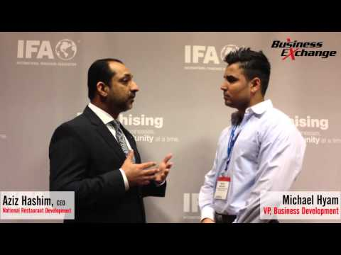 What are the Benefits of Buying a Franchise? - Aziz Hashim, Multi-Unit Franchisee