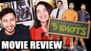 3 IDIOTS - Film & Philosophy Discussion Review by Jaby & Achara