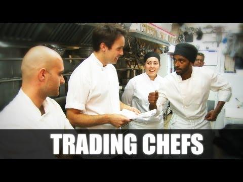 Trading Chefs - Promo video