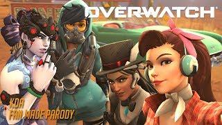 Overwatch K Da Pop Stars Parody Full Version