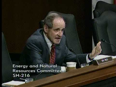 Senator James Risch Questions Energy Secretary Chu on Removal of High-Level Nuclear Waste From Idaho