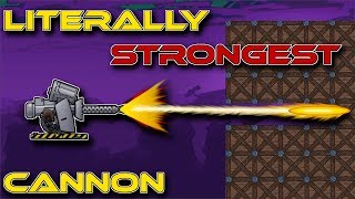 Strongest Cannon Combo (Scattershot Commander) - Forts RTS [109]