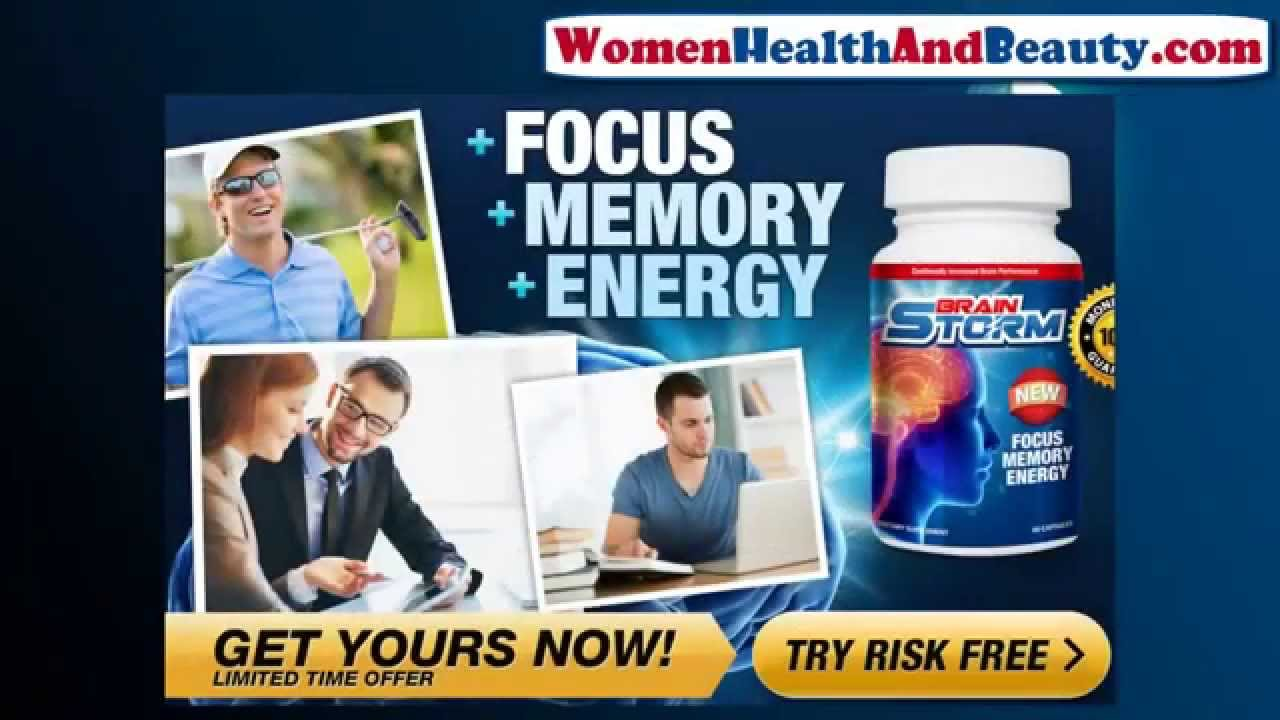 Brainstorm Elite Pills