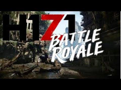 Diese Shotgun...   H1Z1 Battle Royale #8