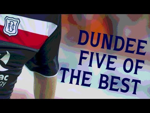 SPL Five Of The Best is your chance to relive five of your team's top strikes from the 2012-13 campaign. Here are five of the best Dundee goals, featuring strikes from Iain Davidson, Ryan Conroy,...