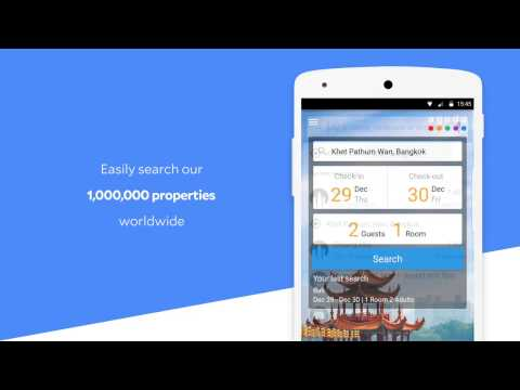 Agoda – Hotel Booking Deals APK Cover