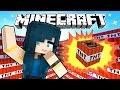 Minecraft - BLOWING UP MINECRAFT! MY TNT CHALLENGE WITH MODS!
