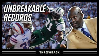 NFL's Most UNBREAKABLE Records of All-Time!