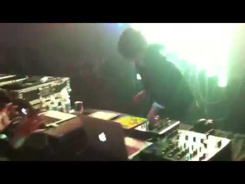 DJ Deamon (Facu Oliva)  - Pop Culture -  LIVE @ - CUBAINK - NYE 2013