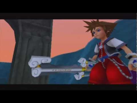 Kingdom Hearts Walkthrough [Part 50: Hollow Bastion]