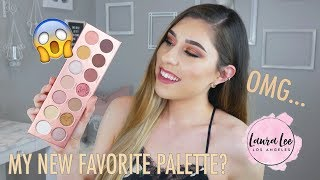 NUDIE PATOOTIE PALETTE DEMO & REVIEW