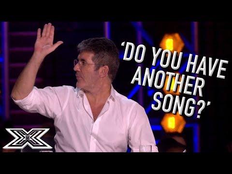 Second Song Sensations On X Factor UK! | X Factor Global