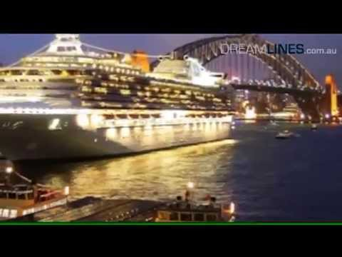 Sapphire Princess  - Video Tour and General Information