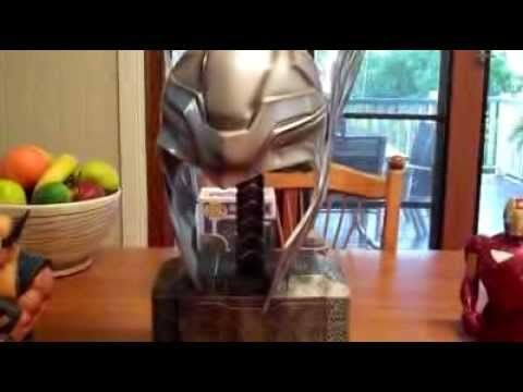 Mjolnir And Thor's Helmet Prop Replicas | How To Save ...