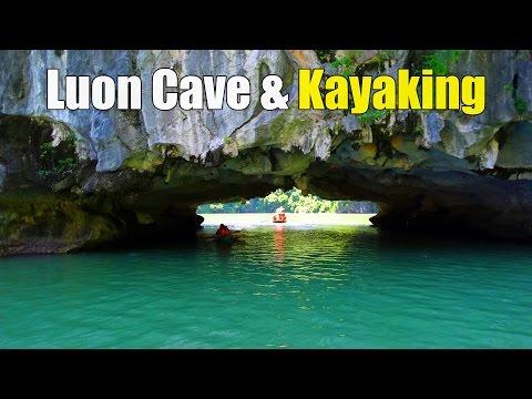 Kayaking in Hạ Long Bay, Vietnam travel