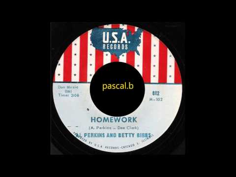 al perkins&betty bibbs - homework