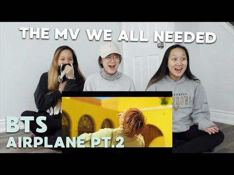 "MV REACTION | BTS (방탄소년단) ""Airplane Pt.2 Japanese Ver."""