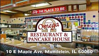 Original Omega Restaurant & Pancake House - Mundelein, IL