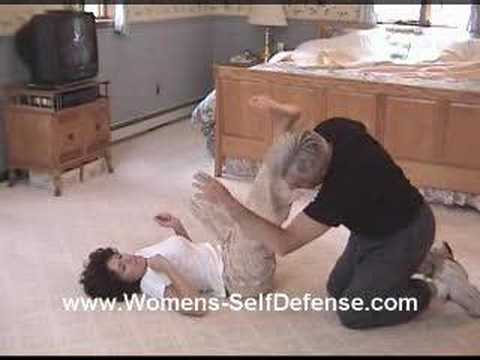 Women's Self Defense - Against A Bedroom Rape Attempt video