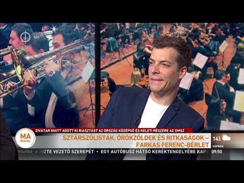 M1 - Ma reggel - Alba Regia Szimfonikus Zenekar