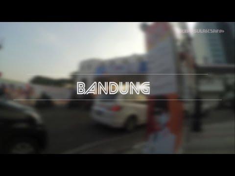 "Trip to ''Jalan Asia Afrika Bandung"" With Xiaomi Yi"