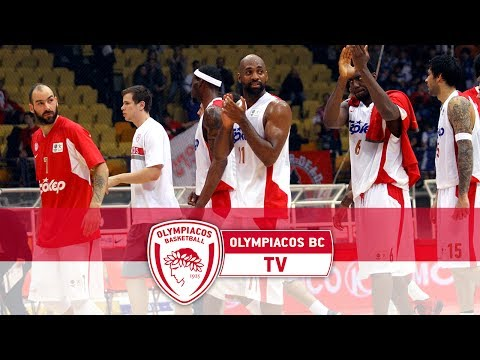 HIGHLIGHTS OLYMPIACOS BC - PANIONIOS 13-5-2014