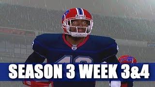 GROUND AND POUND ALL NIGHT - ESPN NFL 2K5 BILLS FRANCHISE (S3W3&4)