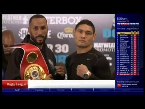 James DeGale 'Jack Thinks He's The Man'