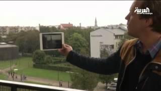 تطبيق للهاتف الذكي يحاكي تاريخ جدار برلين