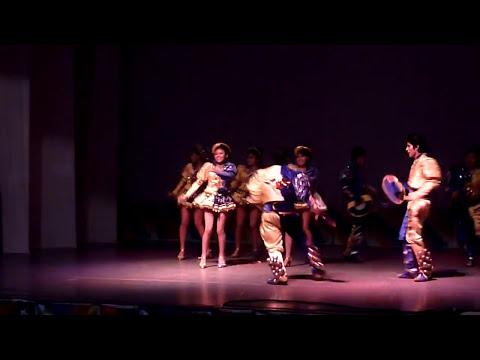 Caporales Sangre Andina Aniversario de la Confraternidad 2011 Arica~Chile