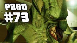 Grand Theft Auto 5 - Aliens Invasion - Gameplay Walkthrough Part 73 (GTA 5)