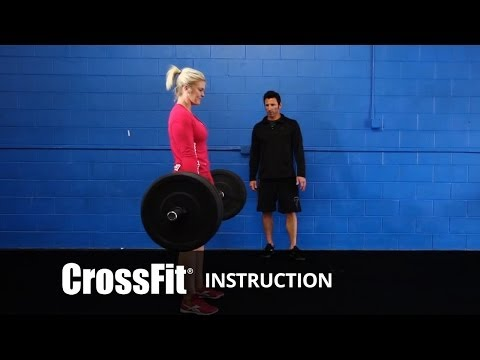 CrossFit - Coaching The Deadlift with Bill Grundler Image 1