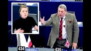 Intellectually challenged Greens MEP is geopolitically clueless