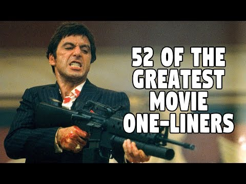 52 Of The Greatest Movie One-Liners
