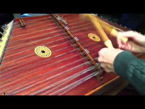 Dulcimer by Sharon – Humors of Winter